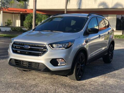 2019 Ford Escape for sale at GERMANY TECH in Boca Raton FL