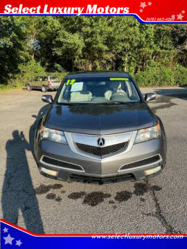 2012 Acura MDX for sale at Select Luxury Motors in Cumming GA