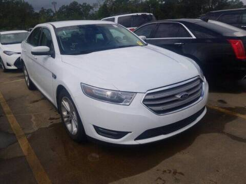 2015 Ford Taurus for sale at Hickory Used Car Superstore in Hickory NC