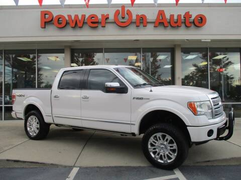 2010 Ford F-150 for sale at Power On Auto LLC in Monroe NC