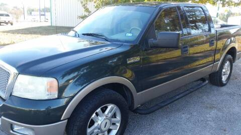 2004 Ford F-150 for sale at Haigler Motors Inc in Tyler TX