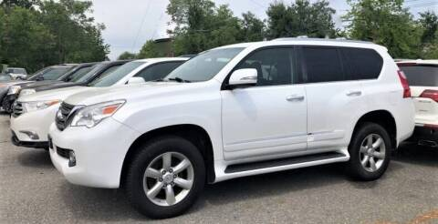 2012 Lexus GX 460 for sale at Top Line Import of Methuen in Methuen MA