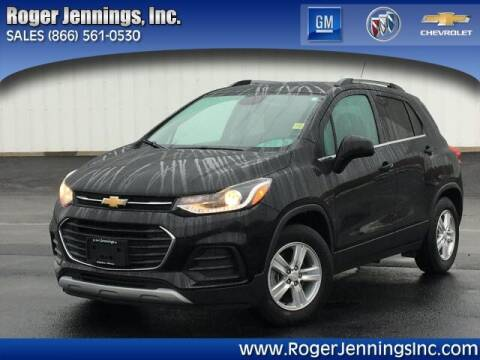 2018 Chevrolet Trax for sale at ROGER JENNINGS INC in Hillsboro IL