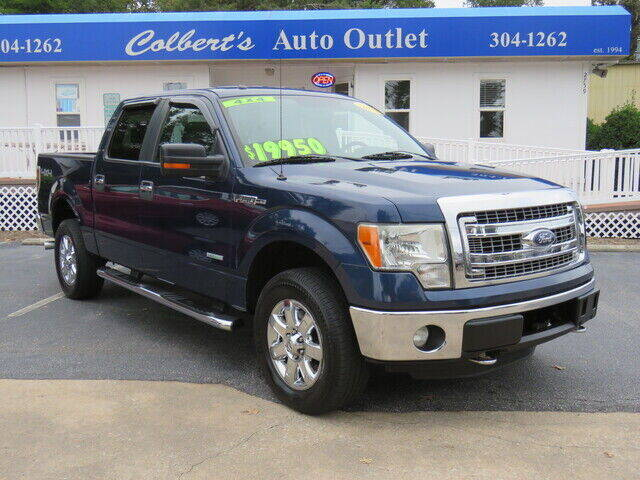 2013 Ford F-150 for sale at Colbert's Auto Outlet in Hickory NC