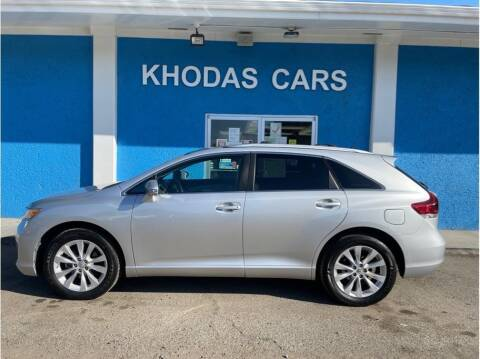 2014 Toyota Venza for sale at Khodas Cars in Gilroy CA