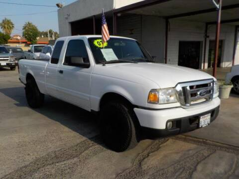 2007 Ford Ranger for sale at Bell's Auto Sales in Corona CA