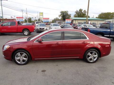 2011 Chevrolet Malibu for sale at Cars Unlimited Inc in Lebanon TN