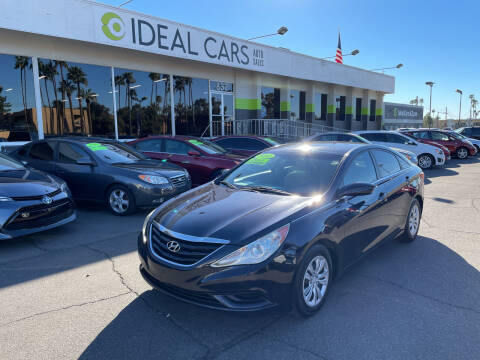 2011 Hyundai Sonata for sale at Ideal Cars in Mesa AZ