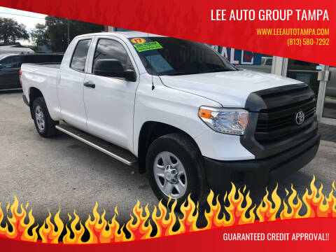 2017 Toyota Tundra for sale at Lee Auto Group Tampa in Tampa FL