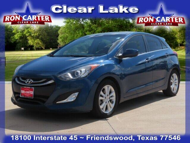 2015 Hyundai Elantra GT for sale at Ron Carter  Clear Lake Used Cars in Houston TX