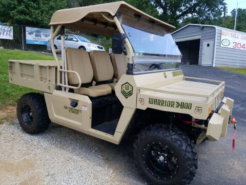 2019 Bennche Warrior 800 for sale at W V Auto & Powersports Sales in Cross Lanes WV