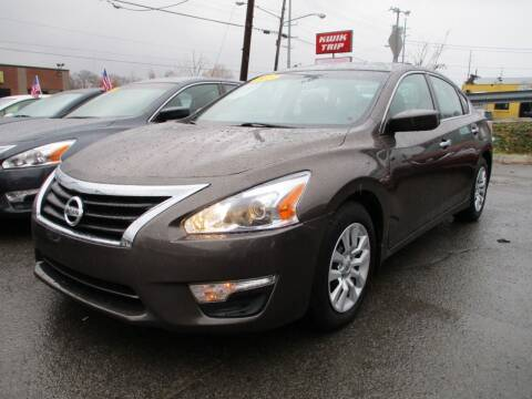 2015 Nissan Altima for sale at A & A IMPORTS OF TN in Madison TN