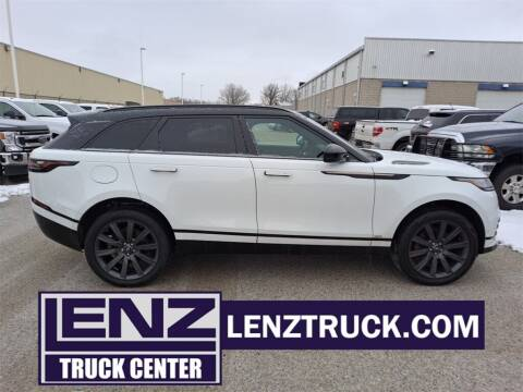 2018 Land Rover Range Rover Velar for sale at LENZ TRUCK CENTER in Fond Du Lac WI