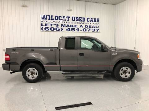 2008 Ford F-150 for sale at Wildcat Used Cars in Somerset KY