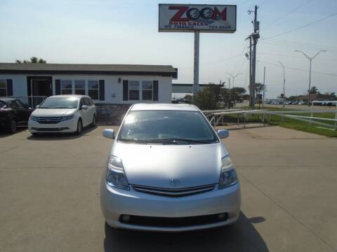 2007 Toyota Prius for sale at Zoom Auto Sales in Oklahoma City OK