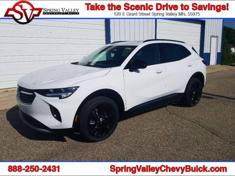 2021 Buick Envision for sale at Spring Valley Chevrolet Buick in Spring Valley MN