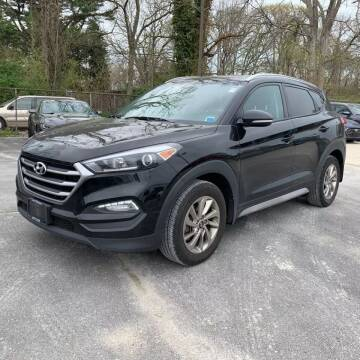2017 Hyundai Tucson for sale at RUSH AUTO SALES in Burlington NC
