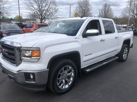2014 GMC Sierra 1500 for sale at BATTENKILL MOTORS in Greenwich NY
