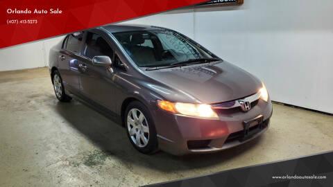 2010 Honda Civic for sale at Orlando Auto Sale in Orlando FL