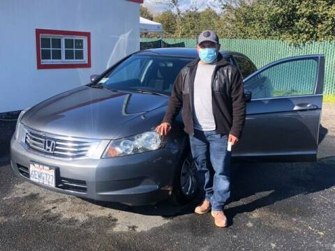 2008 Honda Accord for sale at Redwood City Auto Sales in Redwood City CA