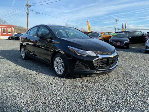 2019 Chevrolet Cruze for sale at A&M Auto Sales in Edgewood MD