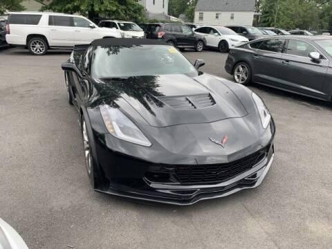 2016 Chevrolet Corvette for sale at EMG AUTO SALES in Avenel NJ