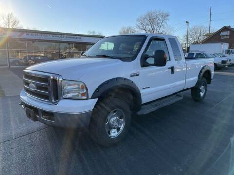 2006 Ford F-250 Super Duty for sale at JC Auto Sales in Belleville IL