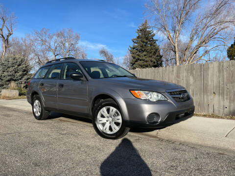 2009 Subaru Outback for sale at Ace Auto Sales in Boise ID