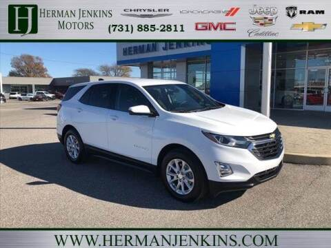 2020 Chevrolet Equinox for sale at Herman Jenkins Used Cars in Union City TN