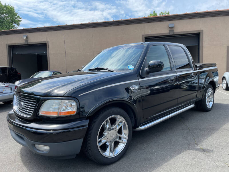 2003 Ford F-150 for sale at Vantage Auto Wholesale in Moonachie NJ