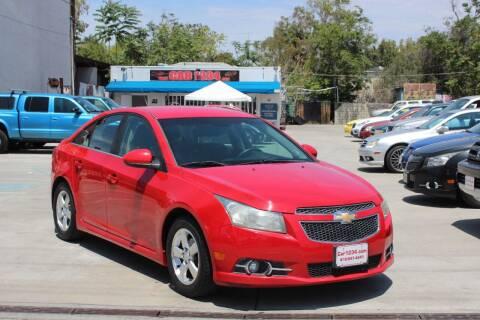 2012 Chevrolet Cruze for sale at Car 1234 inc in El Cajon CA