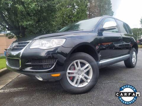 2010 Volkswagen Touareg for sale at Carma Auto Group in Duluth GA