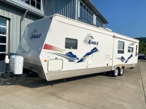 2007 Jayco Eagle 328 RLS for sale at HIGHWAY 12 MOTORSPORTS in Nashville TN