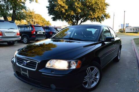2008 Volvo S60 for sale at E-Auto Groups in Dallas TX