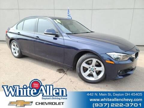 2014 BMW 3 Series for sale at WHITE-ALLEN CHEVROLET in Dayton OH