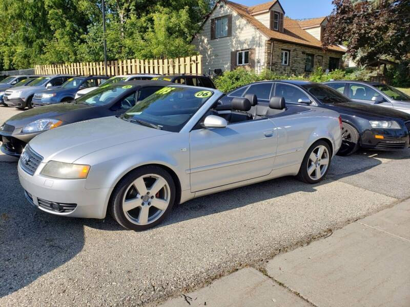 2006 Audi A4 for sale at TL Motors LLC in Hartford WI