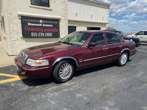 2009 Mercury Grand Marquis for sale at Diamond Motors in Pecatonica IL