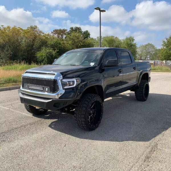 2016 Toyota Tundra for sale at Crossroads Auto Sales LLC in Rossville GA