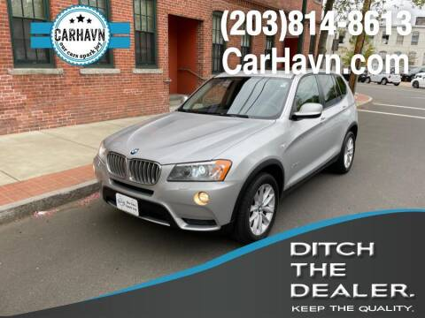 2011 BMW X3 for sale at CarHavn in New Haven CT