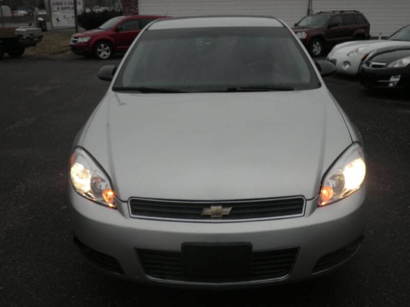 2011 Chevrolet Impala for sale at CRYSTAL MOTORS SALES in Rome NY