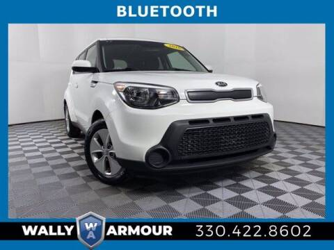 2016 Kia Soul for sale at Wally Armour Chrysler Dodge Jeep Ram in Alliance OH