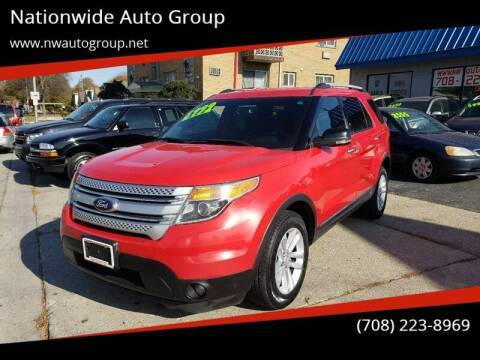 2013 Ford Explorer for sale at Nationwide Auto Group in Melrose Park IL