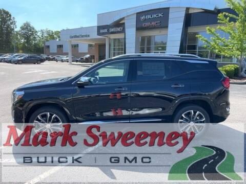 2021 GMC Terrain for sale at Mark Sweeney Buick GMC in Cincinnati OH