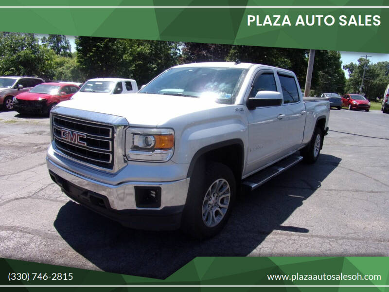 2014 GMC Sierra 1500 for sale at Plaza Auto Sales in Poland OH