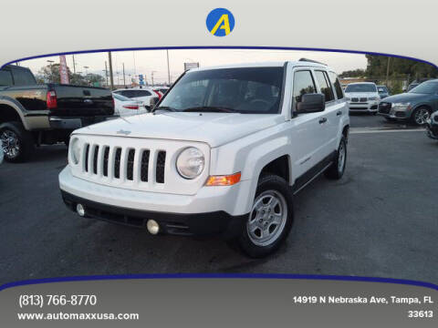 2014 Jeep Patriot for sale at Automaxx in Tampa FL