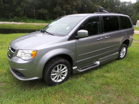 2013 Dodge Grand Caravan for sale at TIMBERLAND FORD in Perry FL