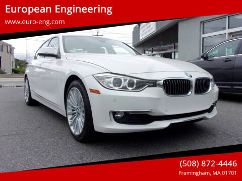 2012 BMW 3 Series for sale at European Engineering in Framingham MA