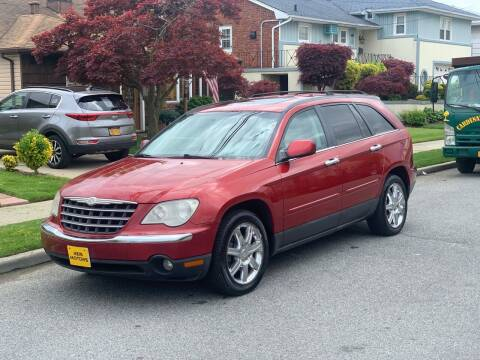 2007 Chrysler Pacifica for sale at Reis Motors LLC in Lawrence NY