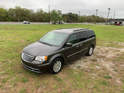 2016 Chrysler Town and Country for sale at ICar Florida in Lutz FL