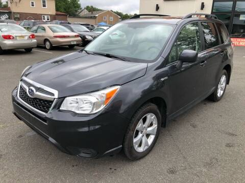 2014 Subaru Forester for sale at MAGIC AUTO SALES in Little Ferry NJ